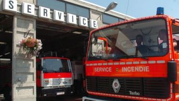 Le nouveau bâtiment des pompiers est situé à Hermalle-sous-Argenteau, dans la commune d'Oupeye (illustration).