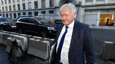 François Bellot (MR), ministre fédéral de la Mobilité, le confirme : les navetteurs devront être patients avant de monter enfin dans un RER...