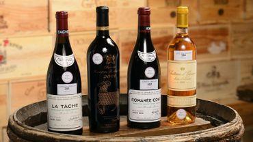 Le vin de luxe, un marché en pleine croissance