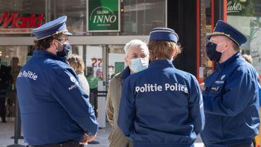 Tribunal de police Bruxelles : Le parquet confirme l'appel de l'acquittement pour non-port du masque