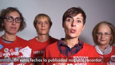 Les ouvrières de Coca-Cola appellent au boycott de la marque