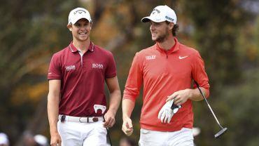 """Pieters et Detry: """"Ce serait beau de jouer la Ryder Cup ensemble"""""""