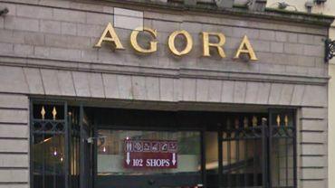 Plusieurs milliers d'articles de contrefaçon saisis et de nombreuses infractions constatées  jeudi dernier dans la galerie Agora à Bruxelles lors d'une action de contrôle multidisciplinaire.