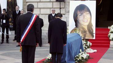 Les funérailles de Cécile Vannier en 2009