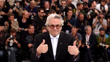 Les premières photos de Cannes : George Miller président du jury