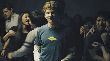 """Facebook raconté par Fincher sur Netflix, c'est """"The Social Network"""""""