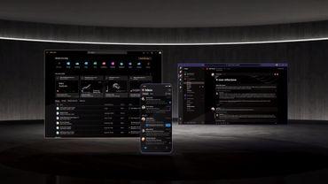 La suite Office passe au mode sombre sur iOS