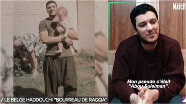 """Témoignage d'""""Abou Suleiman Al Belgiki"""", le bourreau présumé de Daesh à Raqqa"""