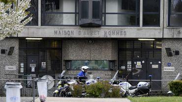 La prison de Fleury-Mérogis où est détenu Salah Abdeslam.