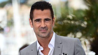 Colin Farrell à Cannes, en mai 2015
