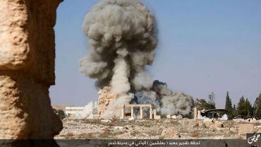 Syrie: les temples détruits de Palmyre seront reconstruits (Antiquités)