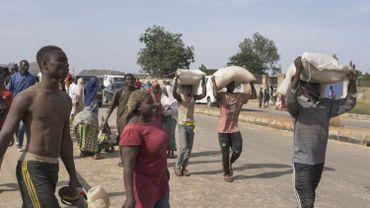 Violences et pillages au Nigeria: la police mobilise toutes ses forces