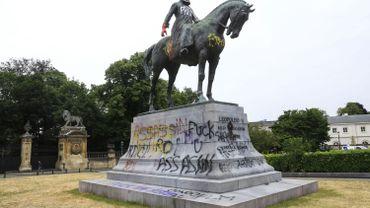 Statues liées au colonialisme: Bruxelles prête à s'inscrire dans un cadre fixé par le Fédéral et la Région - Ph. Close