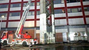 L'incendie a éclaté en février 2003 et a fait sept morts.