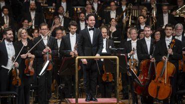 DIRECT | L'Orchestre Philharmonique Royal de Liège fête l'année nouvelle en musique