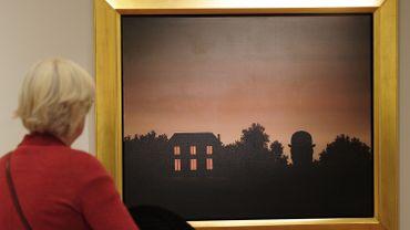 """René Magritte, """"La Fin du Monde"""""""