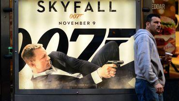 Skyfall, numéro du box-office en 2012