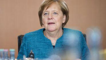 """Merkel appelle Erdogan à """"un dialogue respectueux"""" en Turquie"""