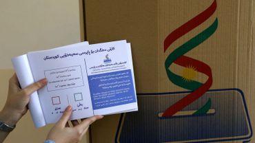 """Référendum au Kurdistan irakien: plus de 92% pour le """"oui"""" à l'indépendance"""