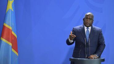Felix Tshisekedi est au pouvoir depuis un an.