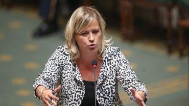 Vanessa Matz, parlementaire fédérale cdH