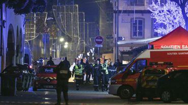 Un vidéo d'allégeance au groupe terroriste État islamique retrouvée sur le tueur de Strasbourg