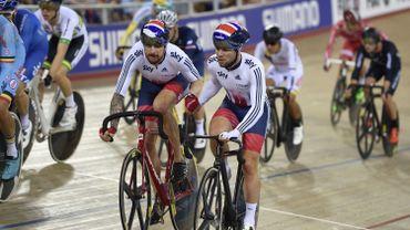Six Jours de Gand: Wiggins en duo avec Cavendish pour sa dernière course
