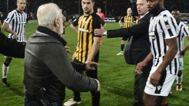 Le gouvernement grec suspend le championnat de Grèce après de nouvelles violences