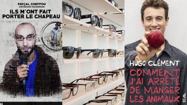 Fayçal Cheffou, le prix des lunettes et Hugo Clément dans la Semaine Viva
