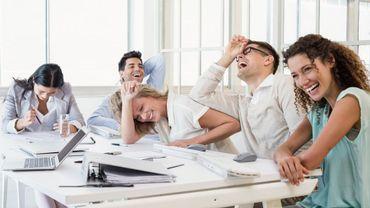 Doc geo : L'humour au travail est indispensable !