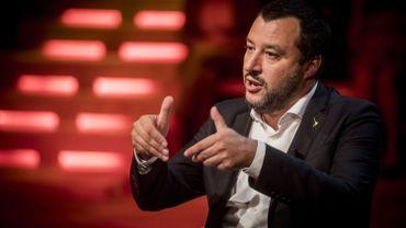 Matteo Salvini, Vice-président du conseil des ministres de l'Italie