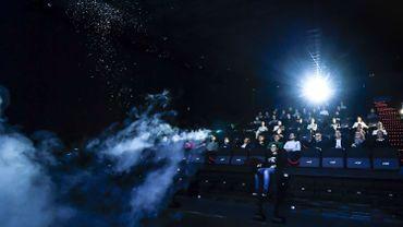 Coronavirus: Les cinémas Kinepolis ferment leurs portes jusqu'au 31 mars au moins