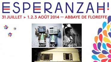 Le festival Esperanzah! se tient du 31 juillet au 3 août à Floreffe