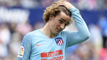 L'Atletico Madrid va saisir la FIFA pour le transfert de Griezmann