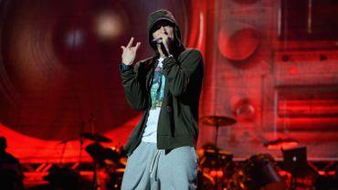 Après la tuerie de Floride, Eminem fustige la NRA, le puissant lobby pro-armes
