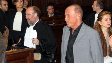 Gilbert Bodart a été condamné à 42 mois de prison avec sursis pour sa participation au braquage des Grottes de Han