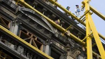 Philippe Gillon, président de la Confédération Construction Bruxelles-Capitale, lance un appel aux ouvriers motivés