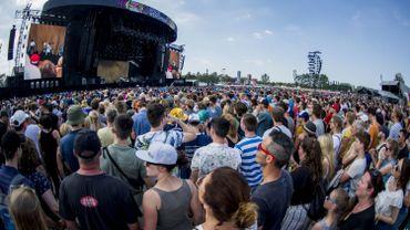 Quelque 88.000 visiteurs sont venus applaudir les artistes de la dernière journée.