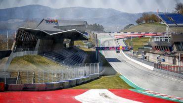 Le gouvernement autrichien ne donne pas encore le feu vert à la Formule 1