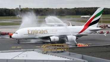 La compagnie Emirates a décidé de réduire ses commandes de 39 A380