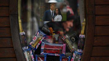 GB: le prince Harry épousera Meghan Markle en mai 2018