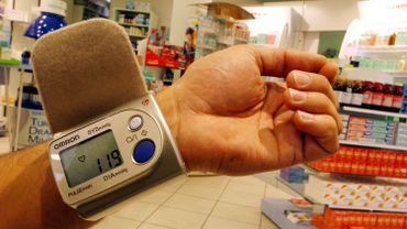 La moitié des Belges atteints d'hypertension ne le savent pas
