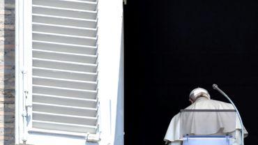 Le pape François au Vatican, le 22 juillet 2018