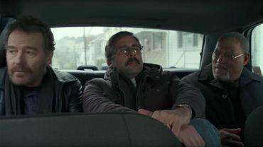 """""""Last Flag Flying"""" réunira Bryan Cranston, Steve Carell et Laurence Fishburne le 3 novembre dans les salles américaines."""