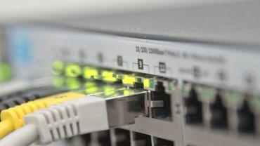 Plus de la moitié des connexions internet belges sont des lignes ultra-rapides de plus de 100 Mo