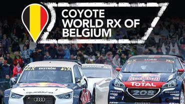 World RX of Belgium à Mettet