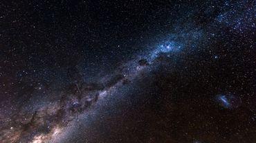 De nouvelles étoiles découvertes dans la Voie lactée seraient nées en dehors de la galaxie
