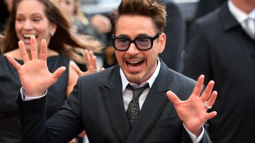 Que ce soit dans la vraie vie ou pour son personnage de Tony Stark, Robert Downey Jr fait toujours preuve d'humour