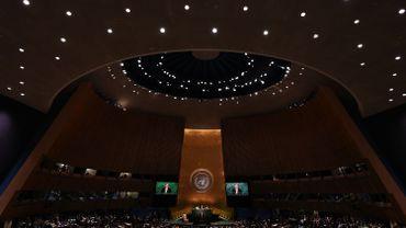 Assemblée générale de l'ONU, New York