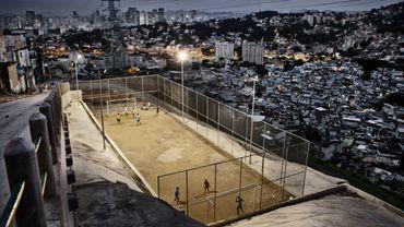 "Frederik Buyckx, série ""Favela"""
